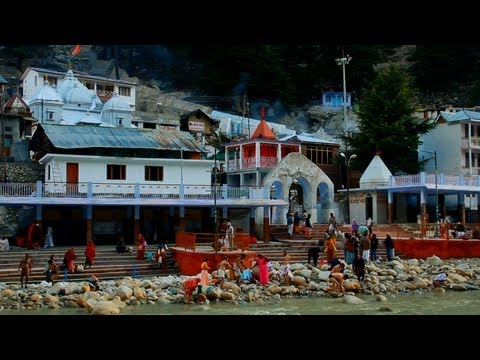 Gangotri Temple - Chota Char Dham pilgrimage circuit