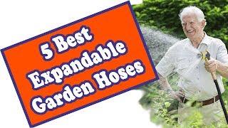 🌻 Flexible Garden Hose Top 5 - We Found The Best Expandable Garden Water Hose!