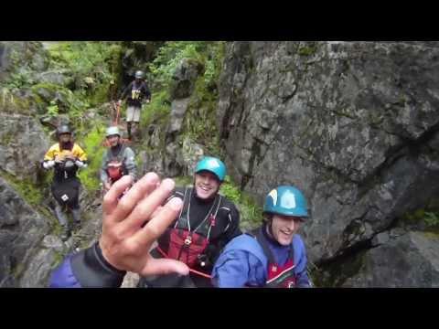 Kayaking Royal Gorge: CALIFORNIA Rescue at Heath Springs 2