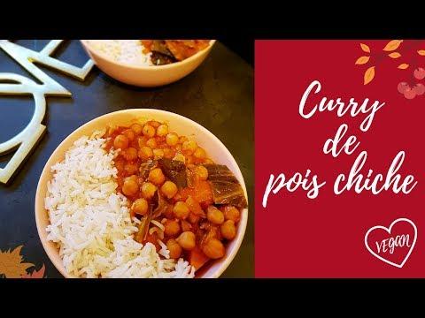 recette-vegan-d'automne-🍂-curry-de-pois-chiche-et-carottes