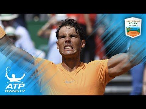 Nadal wins 11th Monte-Carlo title | Rolex Monte-Carlo Masters 2018