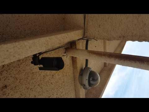 5.Judson Security Lights,cameras & Bars On Windows
