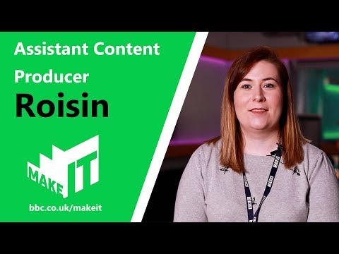 Job Profile: Assistant Content Producer In BBC Radio Ulster