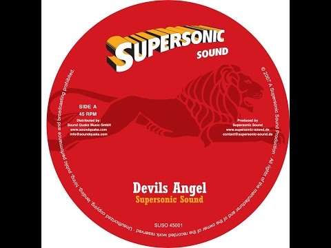 Various Artists - Devils Angel (Supersonic Sound) [Full Album]