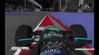 FSR Round 11 Thrustmaster World Championship Series Pole Lap