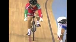 Наталья Цилинская, восьмикратная чемпионка мира по велоспорту