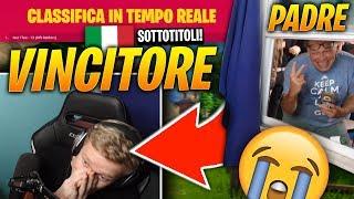 Tfue si EMOZIONA dopo aver VINTO per la SECONDA VOLTA Torneo da 10 MILIONI! 😭