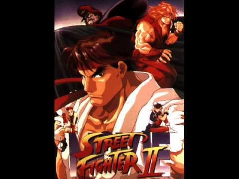 Street Fighter 2 Movie GooD LucK OST