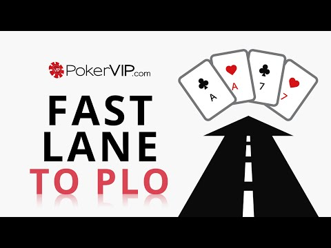 Poker Coaching: Fast Lane to Omaha by Ashley Lapiz - Part 1