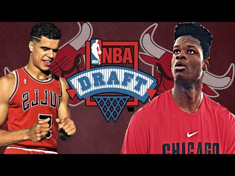 What I Want The Chicago Bulls To Do In The 2018 NBA Draft