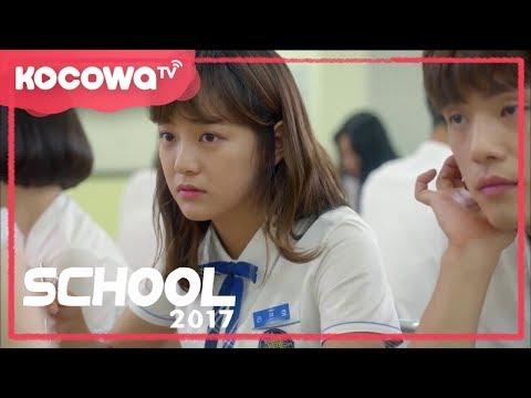 [School 2017] Ep.14 Why are you so pretty?