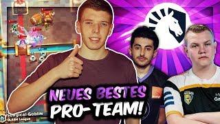 NEUES BESTES PRO-TEAM IN CR?! | Debüt von Team Liquid in der QLASH League! | Clash Royale Deutsch