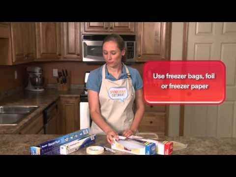 How to Freeze Leftovers