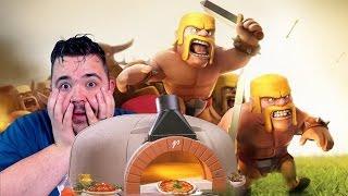 Clash of Clans: Ho Preso un Sacco di Pizze.