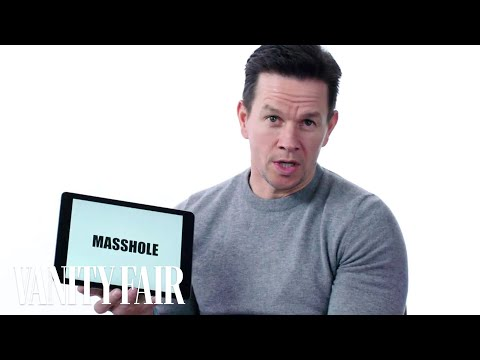 Mark Wahlberg Teaches You Boston Slang  Vanity Fair