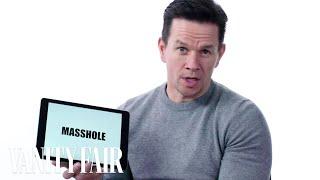 Video Mark Wahlberg Teaches You Boston Slang | Vanity Fair download MP3, 3GP, MP4, WEBM, AVI, FLV Juli 2018