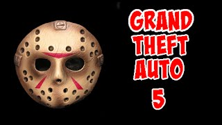 I'M A SERIAL KILLER | GTA 5 SLASHER MODE