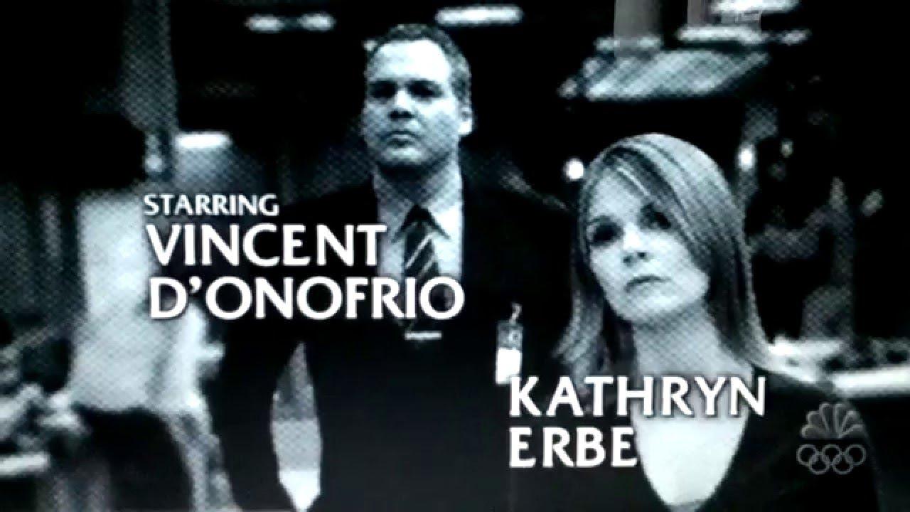 Download LAW & ORDER: CRIMINAL INTENT Opening Season 5 (GELB)