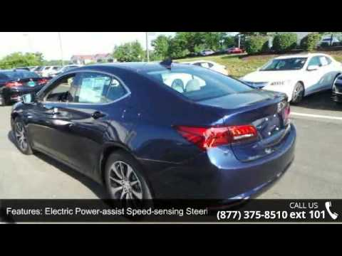 2015 acura tlx tech baierl acura wexford pa 15090 youtube