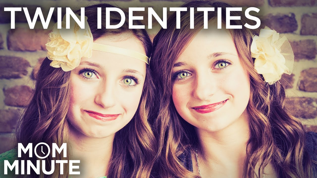 twin identities mom minute