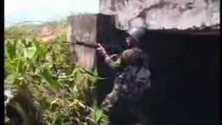KONTAK SENJATA GAM VS TNI