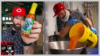 How Hot Sauce is Made! | Carolina Reaper