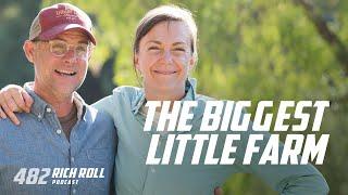 The Biggest Little Farm: John \u0026 Molly Chester | Rich Roll Podcast