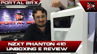 nzxt phanton 410 unboxing e review portal brx