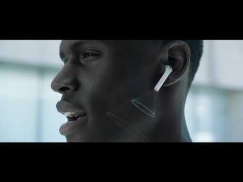 Apple wireless ear pods