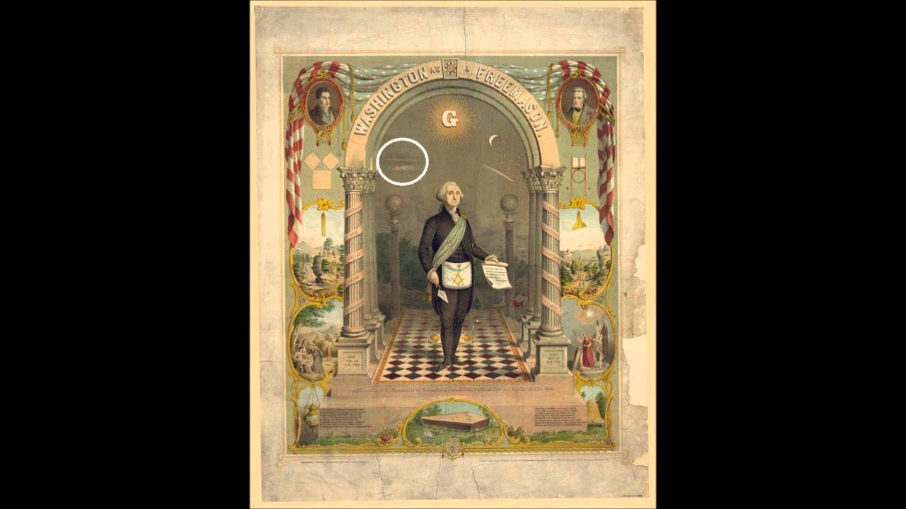 George Washington Ufo Amp Jacob S Ladder Youtube