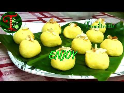 கிருஷ்ணஜெயந்தி-ஸ்பெஷல்-பால்-லட்டு,-மில்க்-லட்டு,-milk-laddu,-panner-laddu-recipe-in-tamil