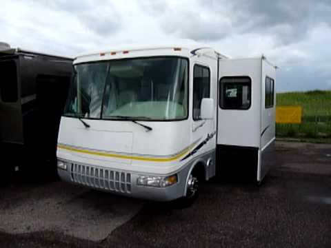 Used 2003 Rexhall Clipper 29s Airbus Class A Motorhome