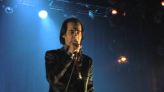 Nick Cave & The Bad Seeds - 1.We No Who U R (Live in Dusseldorf, 12.11.2013, full show)