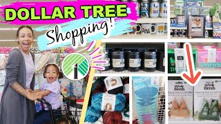 Come with me to Dollar Tree! So many NEW FINDS and BRAND NAMES! 21 May 19