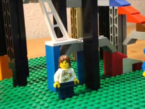 """Weird Al"" Yankovic: ""A Complicated Song"" (in LEGO) (2007)"