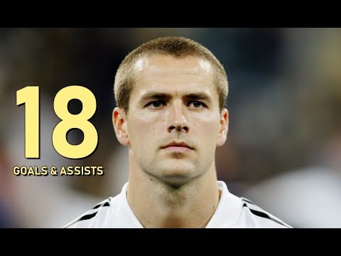 Michael Owen All 18 Goals & Assists for Real Madrid