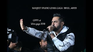 GIPPY GREWAL AT LEHERAGAGA |HD| MANJEET STUDIO LEHERAGA