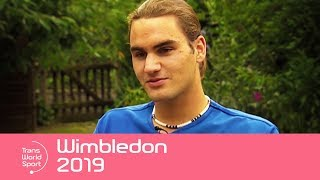 Wimbledon Tennis Stars Before They Were Famous! | 24/7 Livestream