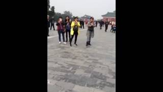 Реакция китайцев на русских
