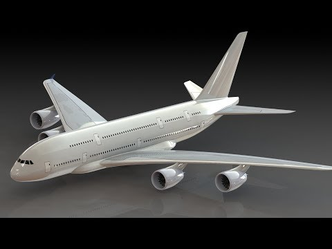 Designing an A380 : Part 1 (Fuselage : part 1) SolidWorks Tutorial