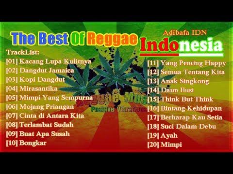Full Album The Best Of Reggae Indonesia Sepanjang Masa