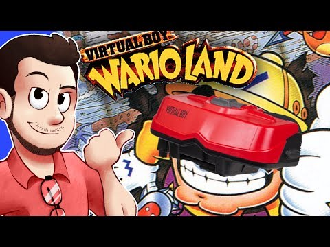 Wario Land...on Virtual Boy!? - AntDude