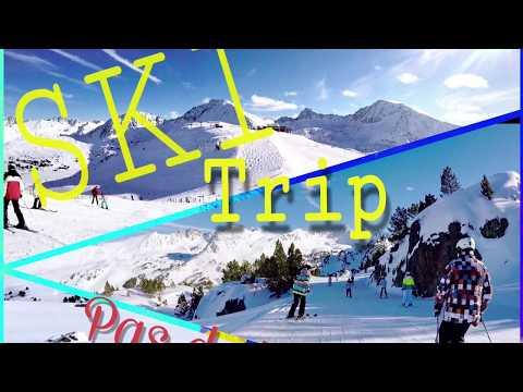2018 Ski Trip to Andorra