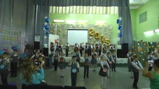 РИТМИКА - начальная школа  6-ти летки 2015 г.