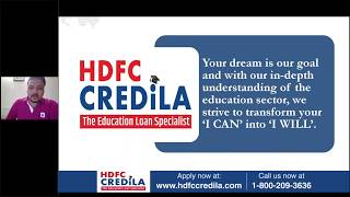 HDFC Credila Education Loan For India And Abroad