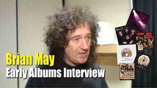 Brian May Discusses Queen I & II Sheer Heart Attack A Night At The Opera & A Day At The Races albums