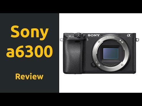 Sony a6300 Review (No English Subtitles Yet!)