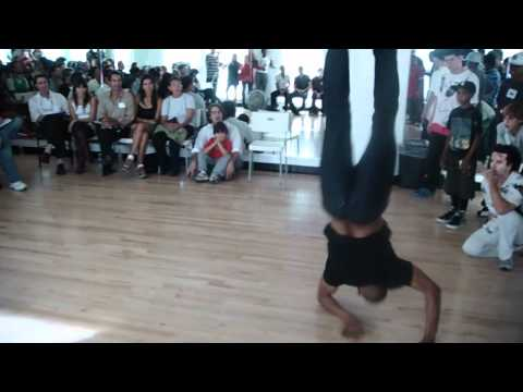 Dominic Carter in 6th Annual CTG Dance Meet & Greet