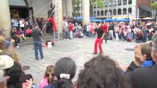 A Day in Boston Part 3 - The Red Trouser Show
