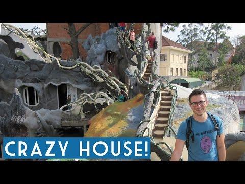The Crazy House AKA Hang Nga Villa // Dalat, Vietnam